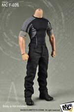 MC TOYS F-026 1/6 Repairman Clothes Set Iron Man 3 For 12'' Hot Toys Body