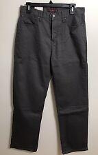 Mens Covington Regular Fit Gray Pants Size 30x30