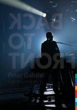 Back to Front: Live in London [DVD/CD] [Limited Edition] by Peter Gabriel (DVD, Jun-2014, Eagle Rock)
