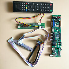 T.VST59.03 For LP156WH3(TL)(BC) LCD controller Driver Board TV+HDMI+VGA+CVBS+USB