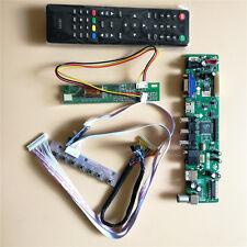 T.VST59.03 LCD controller Driver Board for LP133WX1(TL)(B1) TV+HDMI+VGA+CVBS+USB
