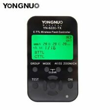 Yongnuo YN-622C-TX LCD 1/8000s Wireless E-TTL Flash Controller for Canon Camera