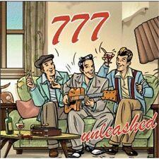 777 Unleashed CD - Triple Seven - Neo Rockabilly - NEW