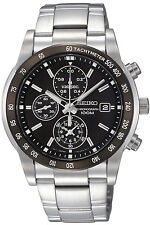 SEIKO SNDC99P1,Men's CHRONOGRAPH,STAINLESS STEEL CASE,date,100m WR,SNDC99