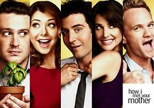 HOW I MET YOUR MOTHER A4 260GSM PRINT