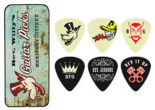 Dunlop Rev Willy's Mexican Lottery Heavy Pick Tin - 6 Picks
