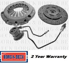 BORG & BECK Land Rover Freelander 1 TD4 Clutch Kit & Slave Cylinder Bearing