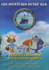 TITOM ET SES AMIS AU COEUR DES CARAIBES - DVD
