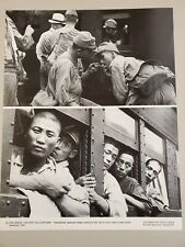 VINTAGE  PHOTO AID THE FIRST NUCLEAR WAR JAPANESE SOLDIERS SEPTEMBER 1945