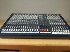 Soundcraft LX7 II 32 Channel Professional Audio Mixer - Studio Live Recording