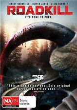Road Kill (DVD, 2012) Brand New, Genuine & Sealed  - Free Postage Australia D44