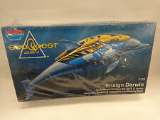 Monogram #3603 1/12 Scale Ensign Darwin from Sea Quest New In Sealed Box