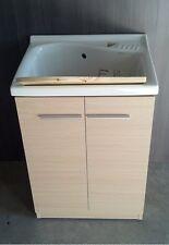 """lavatoio - lavapanni - pilozzo vasca ceramica """"LAGO"""" Dolomite mis. 60x60"""