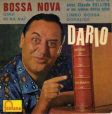DARIO MORENO LIMBO BOSSA FRENCH ORIG EP CLAUDE BOLLING