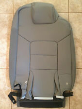 03-06 Ford Expedition Factory Original Rear Leather UPPER Seat Cover (Gray)