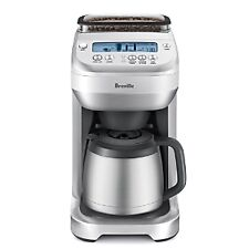 Breville The Grind Control BDC650BSS 12 Cups Drip Coffee Maker