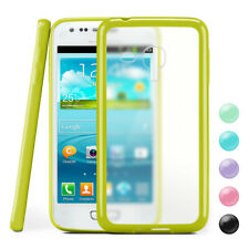 Hard Case for Samsung Galaxy S3 Mini Back Cover Transparent Matte Protective