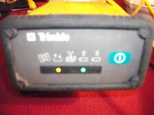 Trimble GPS Receiver 4700 with internal radio surveying TSC1 TSCE RTK 450-460 MH