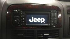Jeep (Chrysler Dodge) GPS Navigation RDS Radio CD Player RB1 04 05 06 07 Tested