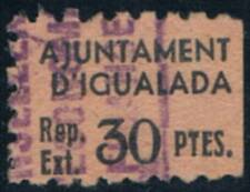 IGUALADA (BARCELONA)  NO CATALOGADO