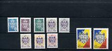 MOLDAVIA MOLDOVA 1993 ORDINARIA 10 VALORI NUOVI MNH