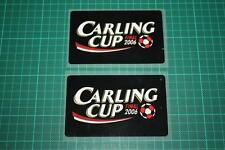 CARLING CUP FINAL BADGES 2006