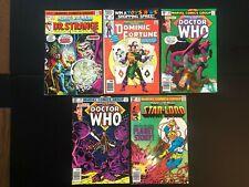 Marvel Presents - 5 Comic Lot, #s Range 11-61 (1972, Marvel) ~Fine to VF