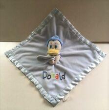DONALD DUCK Blue Blanket Comforter - Disney Store
