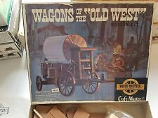 Craft Master Chuck Wagon Wood model kit