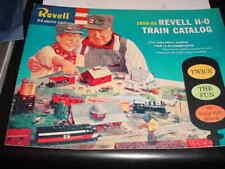 REVELL--1959-60 HO CATALOG