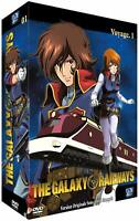 The galaxy railways - Voyage 1 - Coffret 3 DVD NEUF SOUS BLISTER