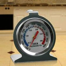 Home Stainless Steel Temperature Oven Thermometer Gauge Kitchen Food Meat Dial v