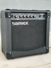 Electric Guitar Amp Samick Amplifier LA10