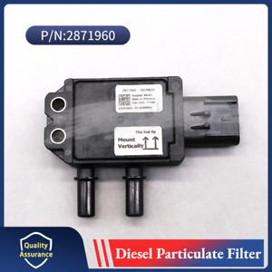 DPF Diesel Particulate Filter Differential Pressure Sensor For Cummins #2871960