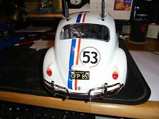 RC TAMIYA  1:10  M-06  vw  beetle fresh  HERBIE,  with  decals   &  RTR......!