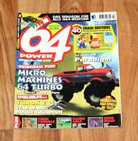 1999 Nintendo 64 Magazine Goemon 2 Castlevania Super Smash Bros. Tonic Trouble