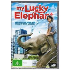 DVD MY LUCKY ELEPHANT First Khunchan 2013 Family Adventure Friendship G R4 [BNS]