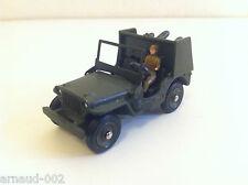 Dinky Toys - 828 - Jeep Porte-fusées SS10 VN Mint