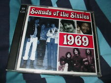 Time Life Sounds of the Sixties 1969 NEW SEALED 2 CD 60s pop rock hits