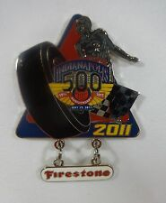 2011 Indianapolis 500 Firestone Collector Sponsors Lapel / Hat Pin