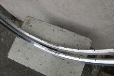 "NOS Campagnolo Stheno 28 holes mtb rims (pair), for mountain bike 26"" wheels"