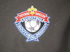 Southern Region Futbol Soccer Scouting Pocket Patch     c23