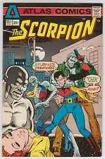 L5630: The Scorpion #2, Vol 1, NM Condition