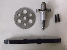 Yamaha YFB250 Cam Chain Tensioner Cam Chain Guide Cam Chain Sprocket Used