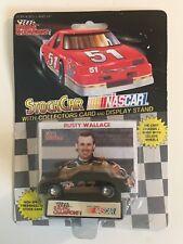 1990 RACING CHAMPIONS - #27 RUSTY WALLACE / MGD PAINT SCHEME  1:64 NASCAR  BASE