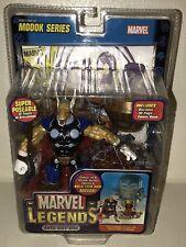 New Marvel Legend Modok Series Beta Ray Bill Figure Toy Biz 32p Comic w/ Diorama