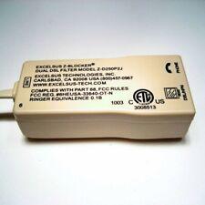3 Excelsus DSL Filter Z-Blocker Splitter Dual DSL Filter Model Z-D250P2J #008