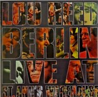 LOU REED : BERLIN LIVE AT ST ANN'S WARENHOUSE - [ CD ALBUM ]
