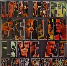 LOU REED : BERLIN LIVE AT ST ANN'S WARENHOUSE - [ CD ALBUM ]
