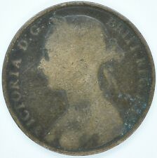 1893 ONE PENNY OF QUEEN VICTORIA      #WT15504